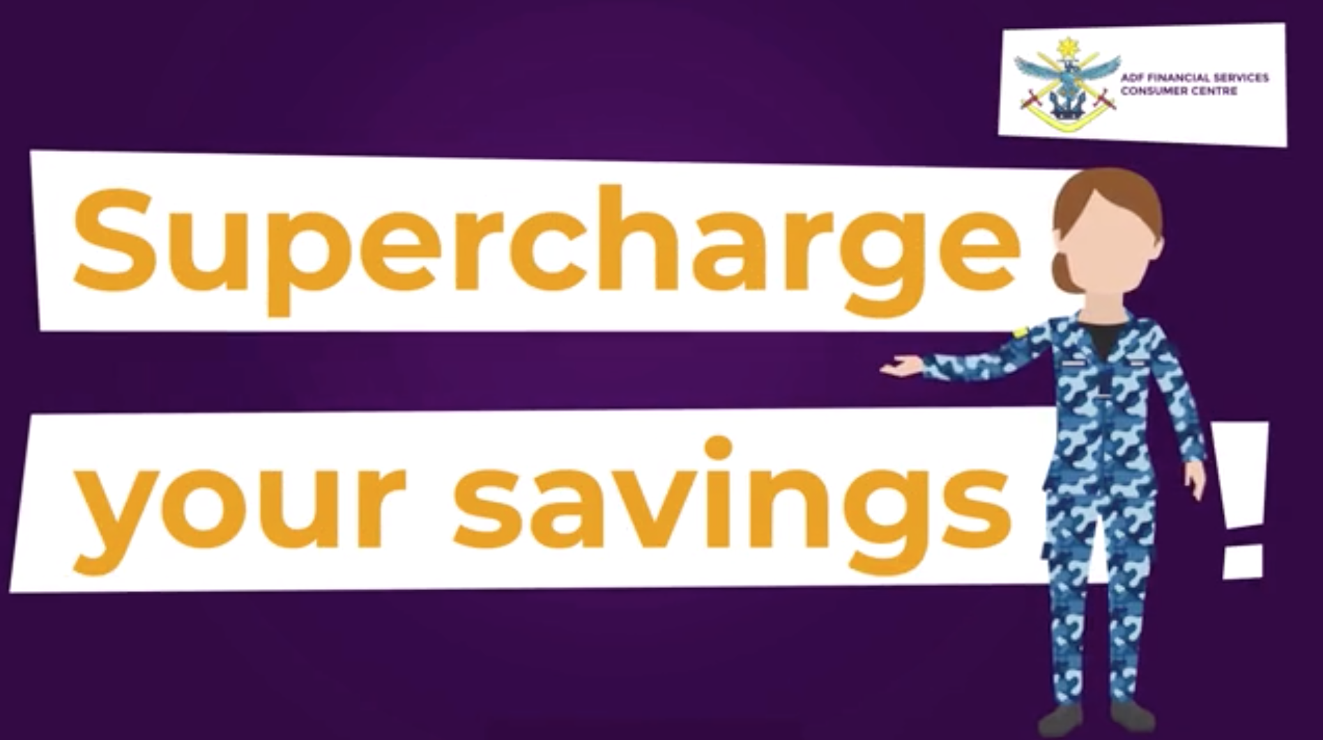 Supercharge your savings